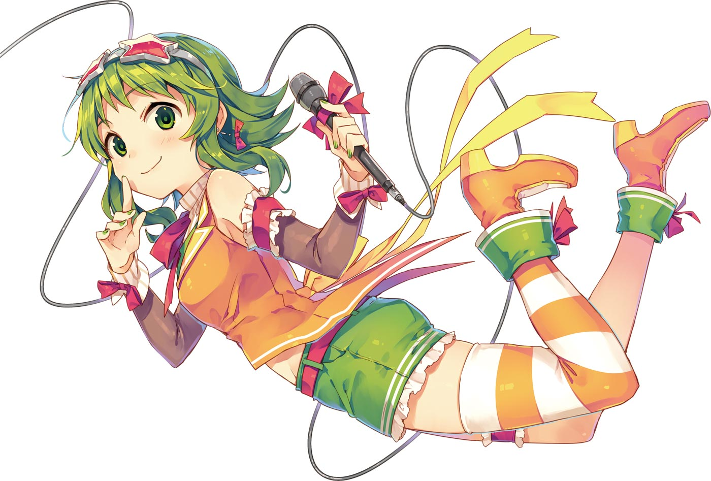 VOCALOID Masterpiece Collection feat.GUMI 09-11