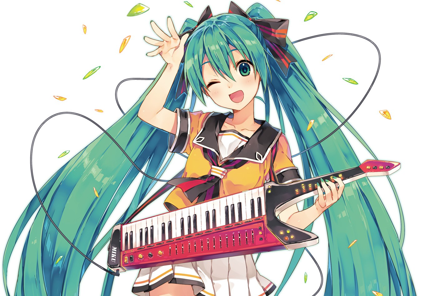 初音ミク EVERGREEN SONGS 2014